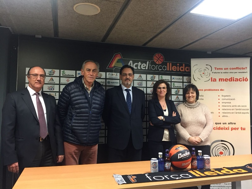Mediació Força Lleida